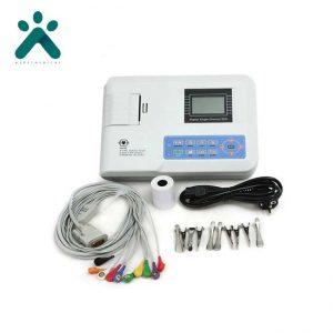 دستگاه نوار قلب دامپزشکی